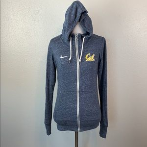 Like new nike spots cal zip up